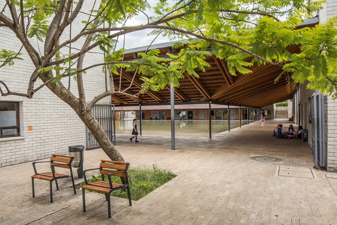 (80) Parque Biblioteca Belen