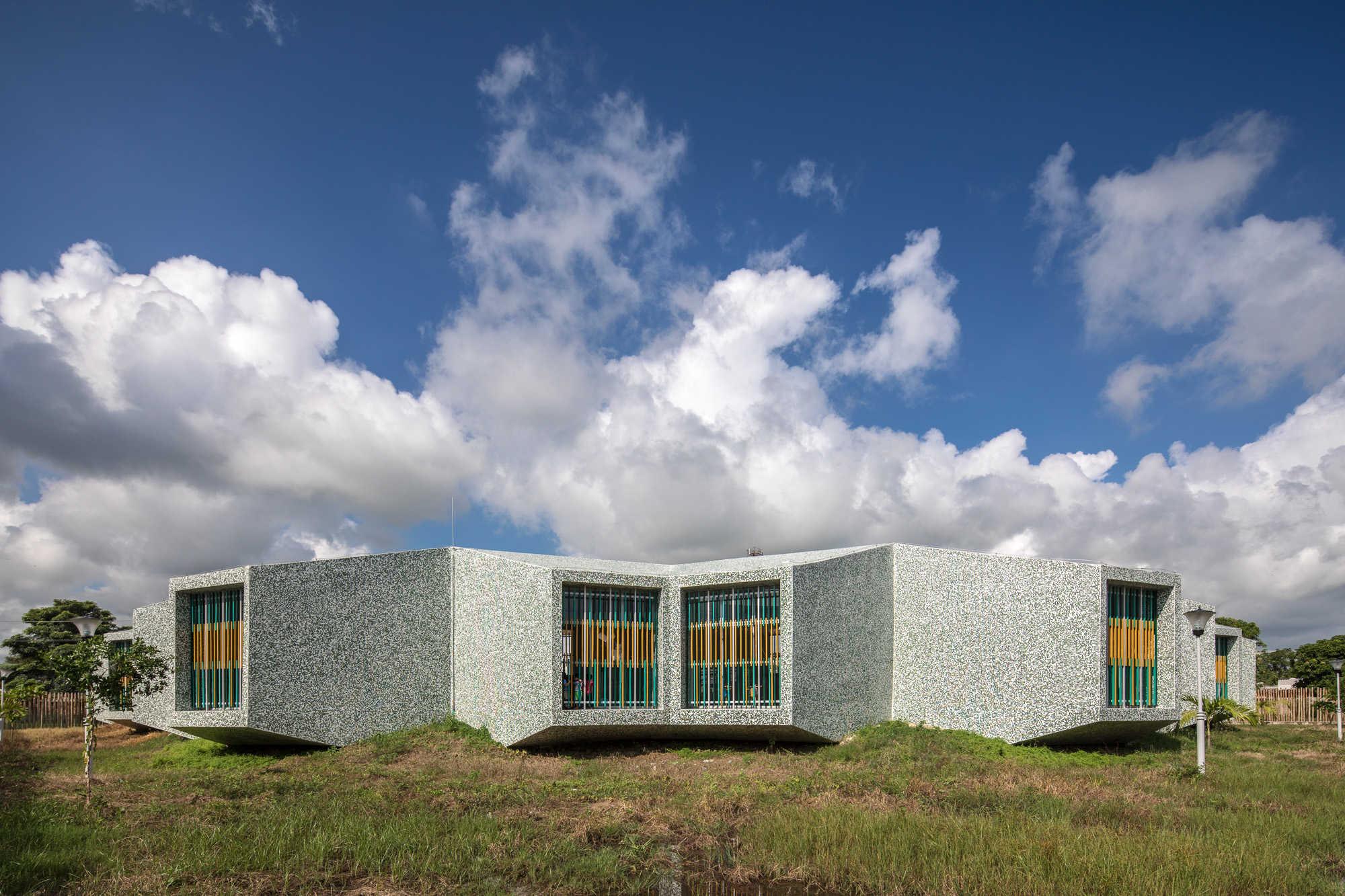 Jardines Infantiles Atlántico - Mazzanti Arquitectos