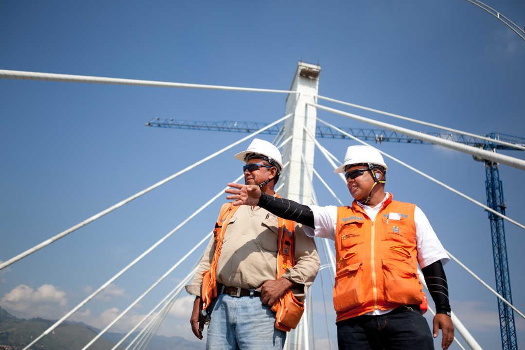 Conconcreto - Puente 4 sur