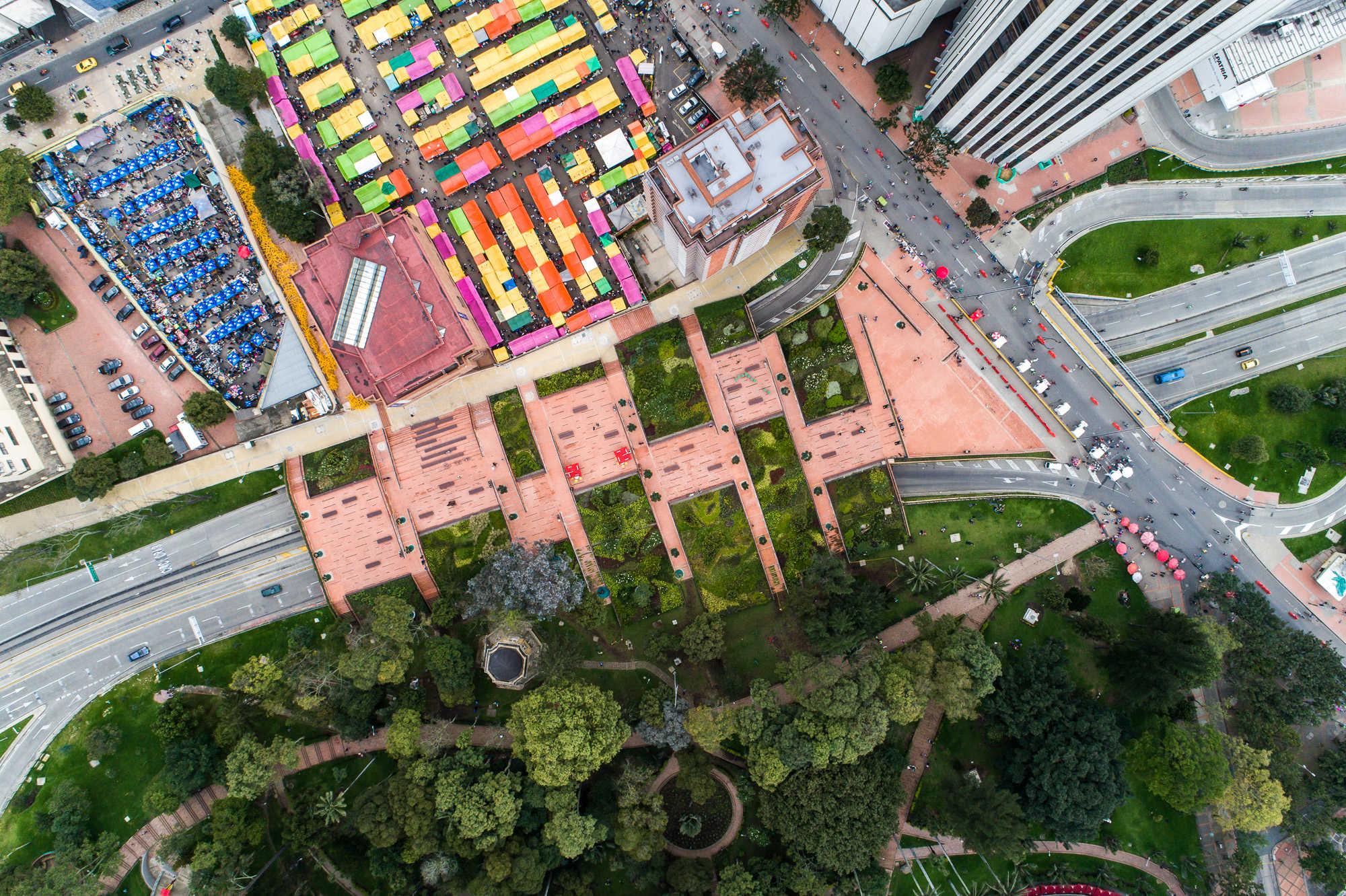 Parque Bicentenario Bogotá - Mazzanti Arquitectos