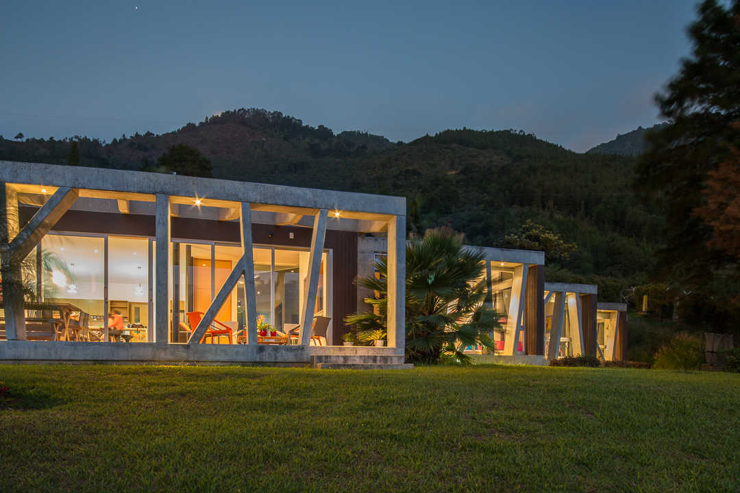 Casas Plan B - Arquitectura a la inversa
