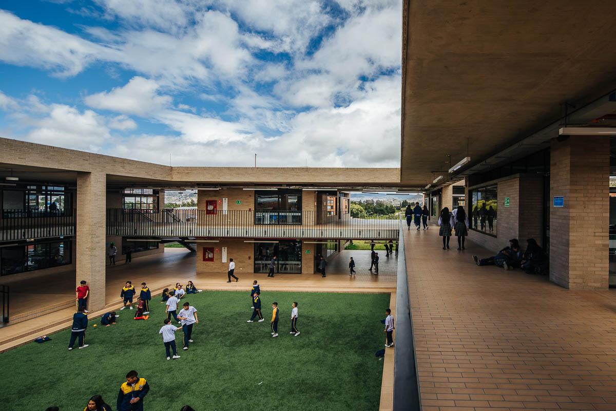 Colegio Rogelio Salmona - FP Arquitectos