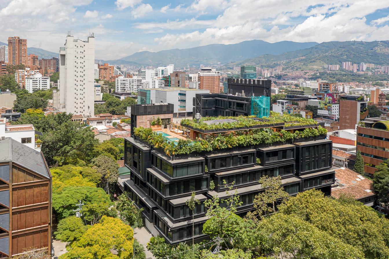 Hotel Click Clack Medellín - PlanB Arquitectos