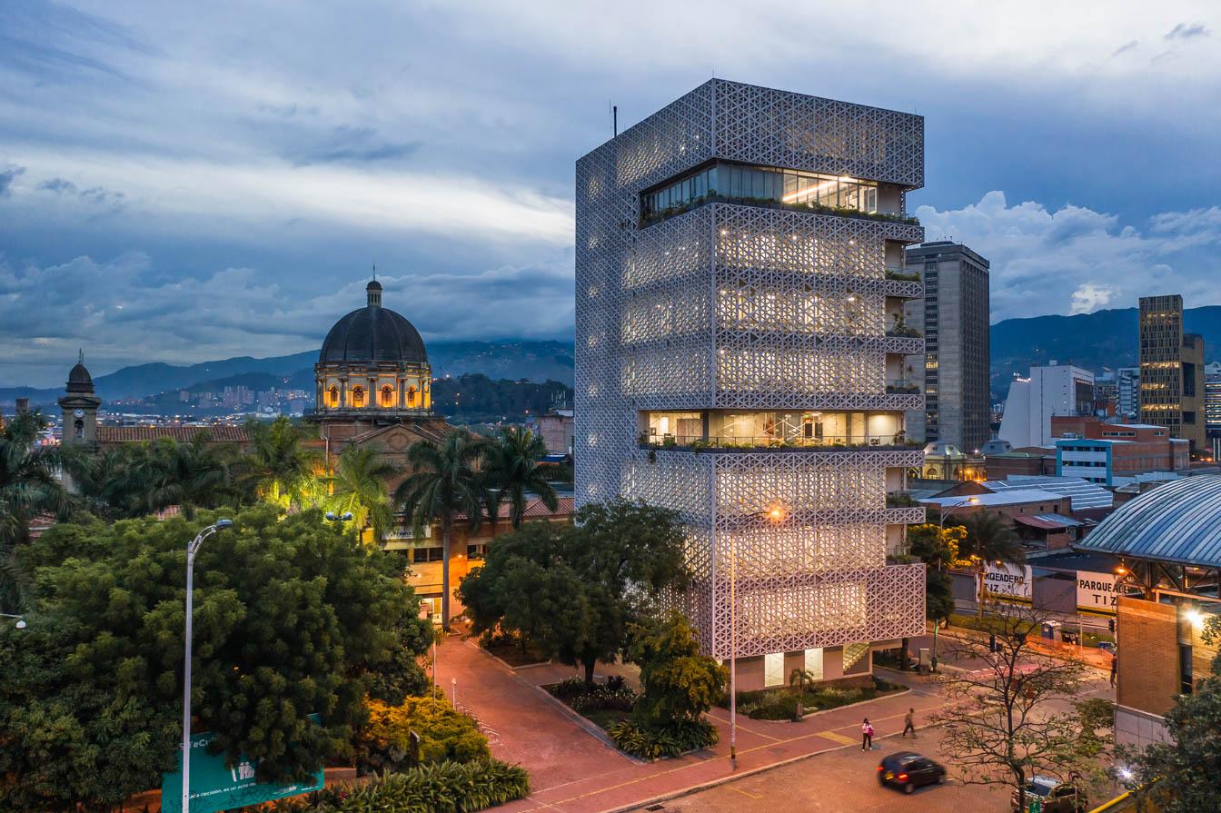 Nueva sede EDU Medellín