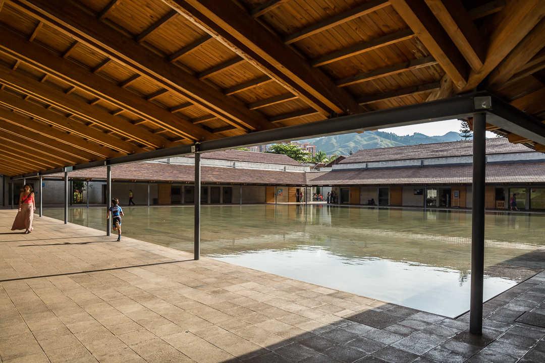 (87)Parque Biblioteca Belen